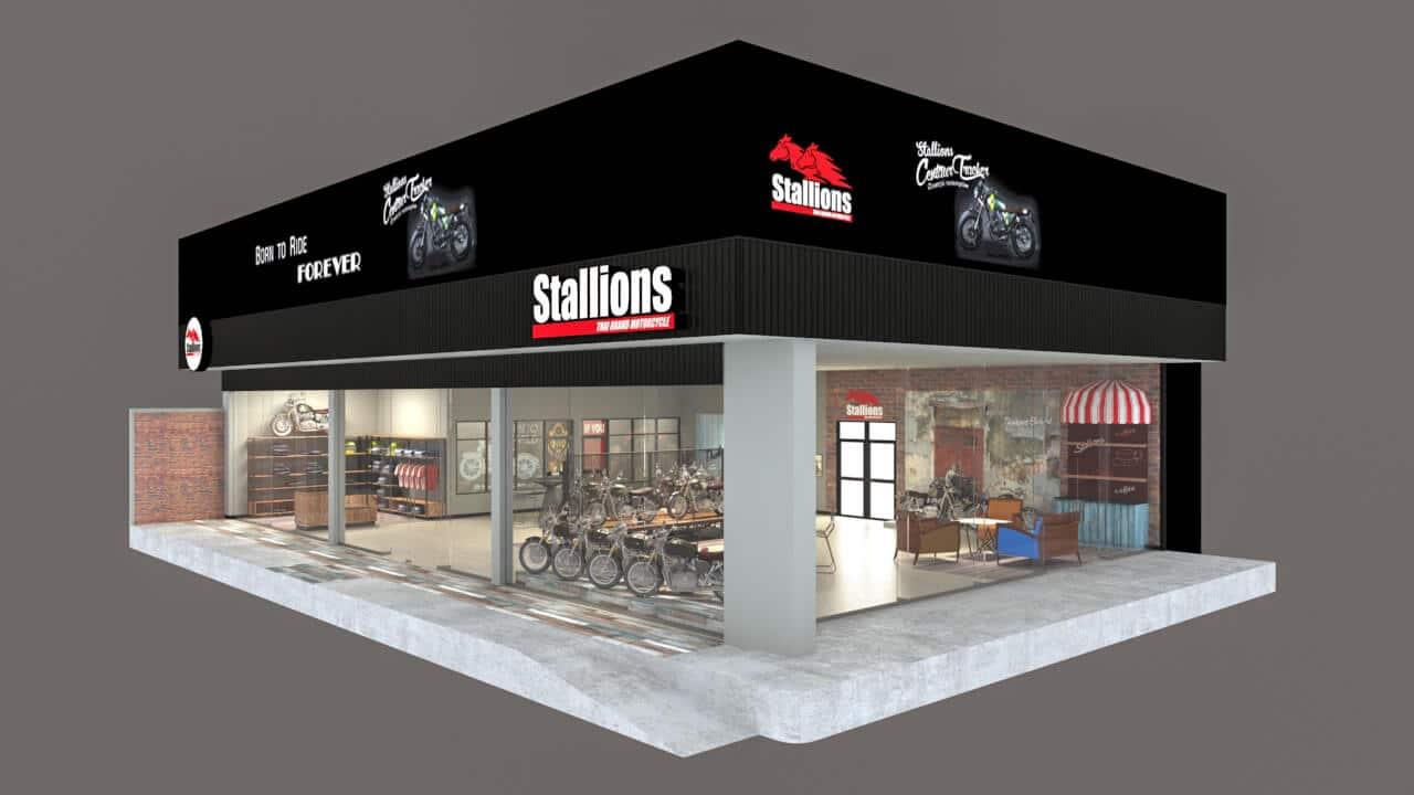 รับออกแบบร้านค้า, รับผลิตร้านค้า และรับติดตั้งร้านค้า
